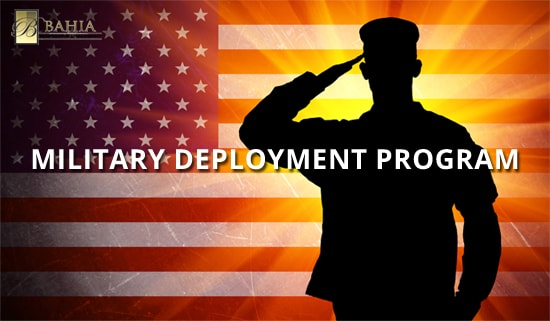 military discount for orlando property owners
